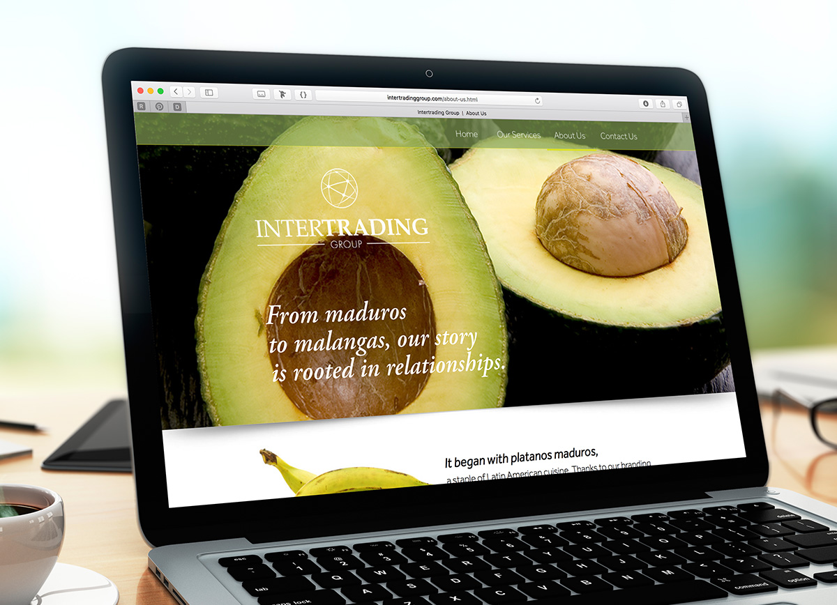 Intertrading group website
