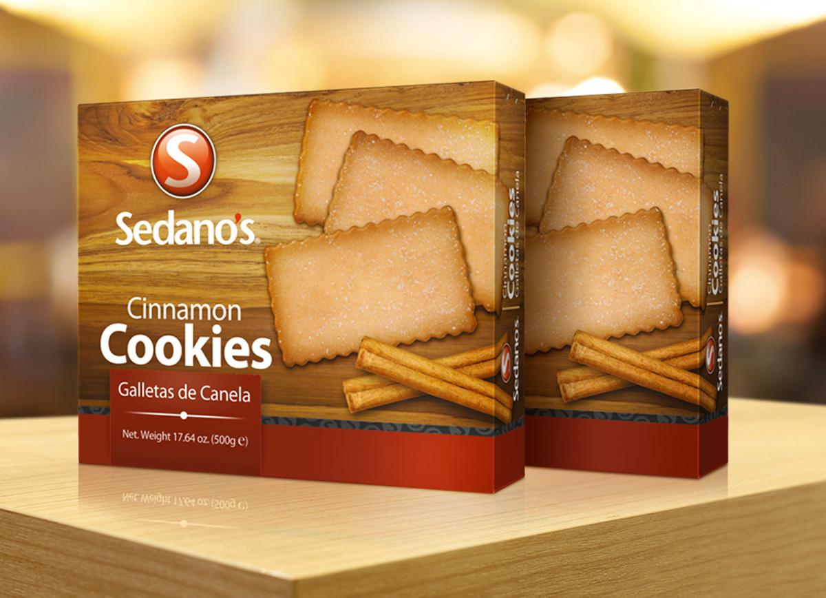 sedanos cinnamon cookies