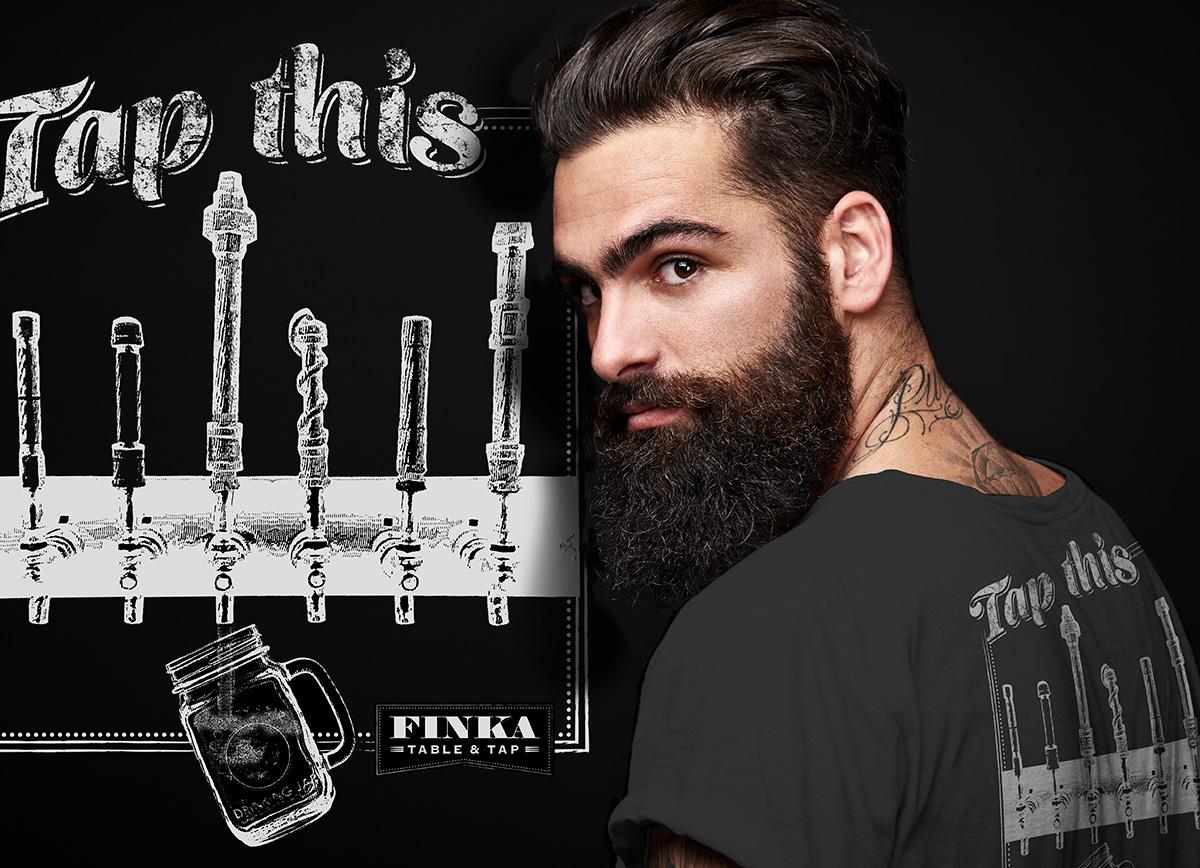 Finka t-shirt design